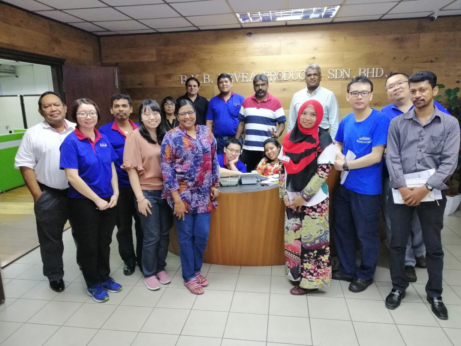 B.K.B Hevea Products Sdn Bhd